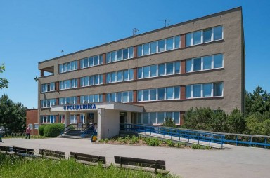 Health centre Petrovice