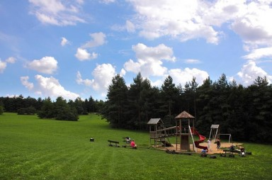 playground at forest park