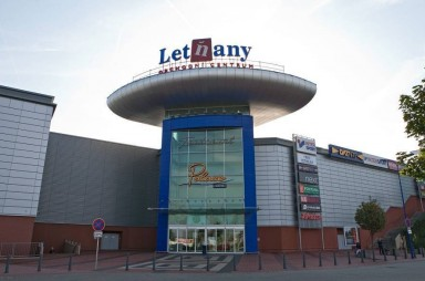 Shopping Center Letňany