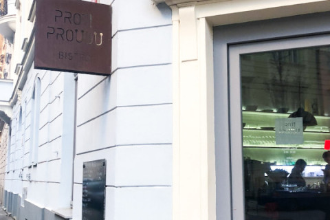 We visited: Bistro Proti Proudu