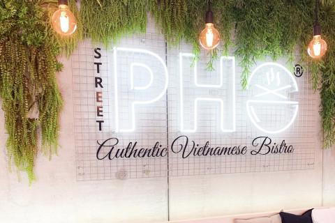 We visited: Street PHO