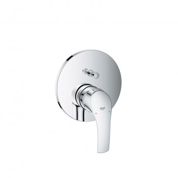 Lever tap with a switch Grohe Eurosmart