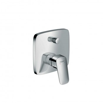 Lever tap with a switch Hansgrohe